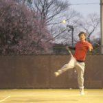 大学2年_テニス