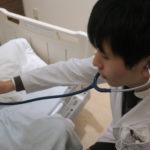 病院実習時代