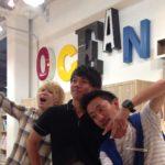OCEAN TOKYO時代の米田さん