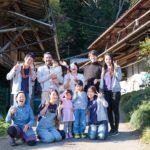 栃木県の農家さんのところで遊びに行ったとき